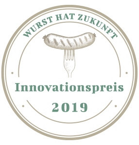 Innovationspreis Wurst 2019